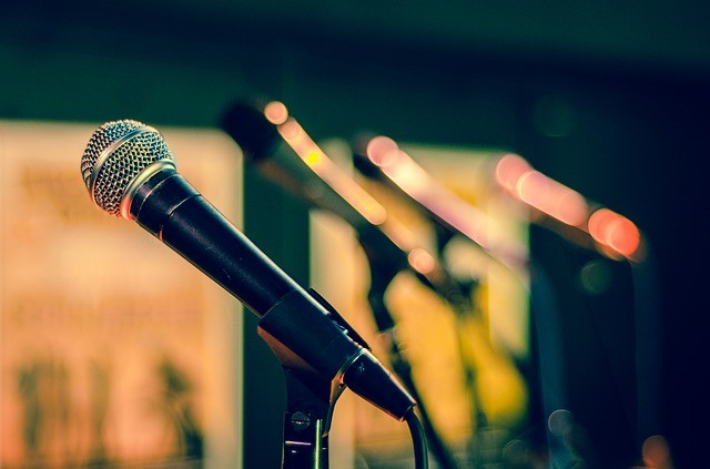 mikrofonok - hangosítás