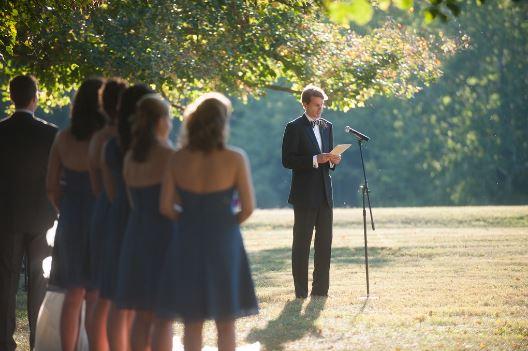 esküvő ceremónia hangosítás