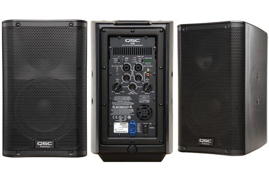 QSC K hangtechnika bérlés