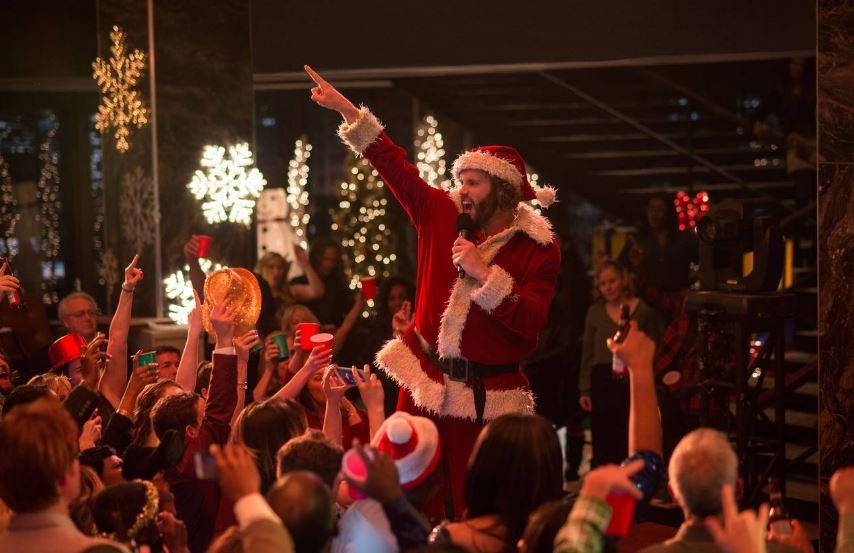 Céges karácsony hangosítás